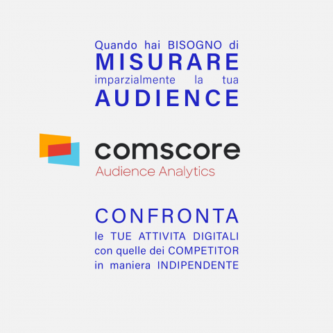 comScore Audience Analytics